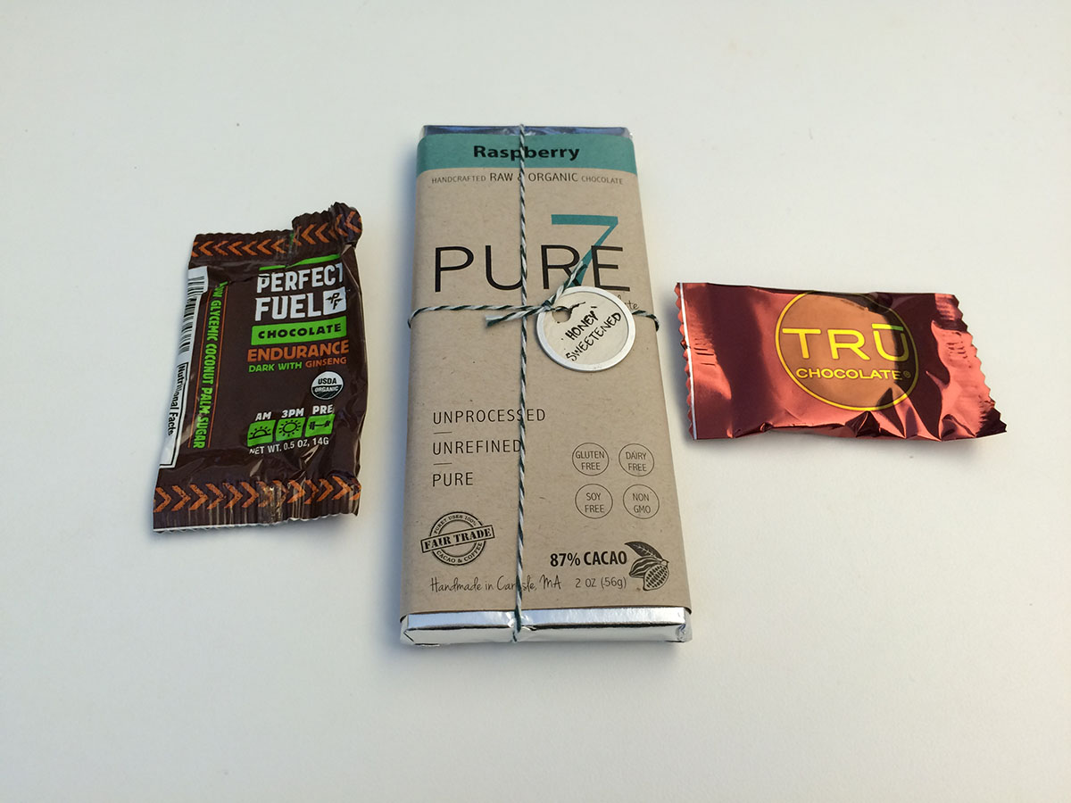Taste Test: Three Local Healthy Chocolate Companies