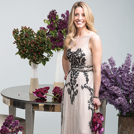 The Artful Arranger: Andrea Halliday Of Table And Tulip Shares Wedding Tips