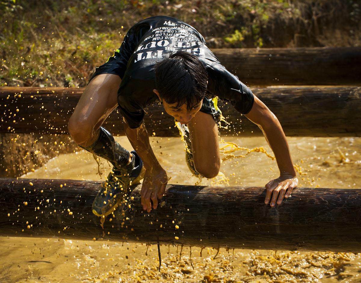 Fun run photo via flickr/Samuel King Jr.
