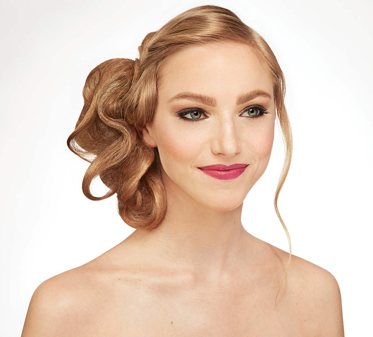 Wedding Day Makeup Ideas: About Face: Day-to-Night Wedding Makeup Tips