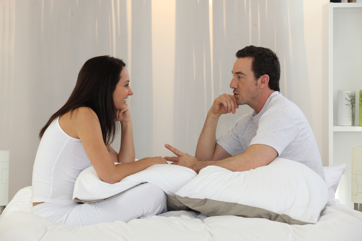 In Bedroom What To Discuss With Your Partner Before Marriage