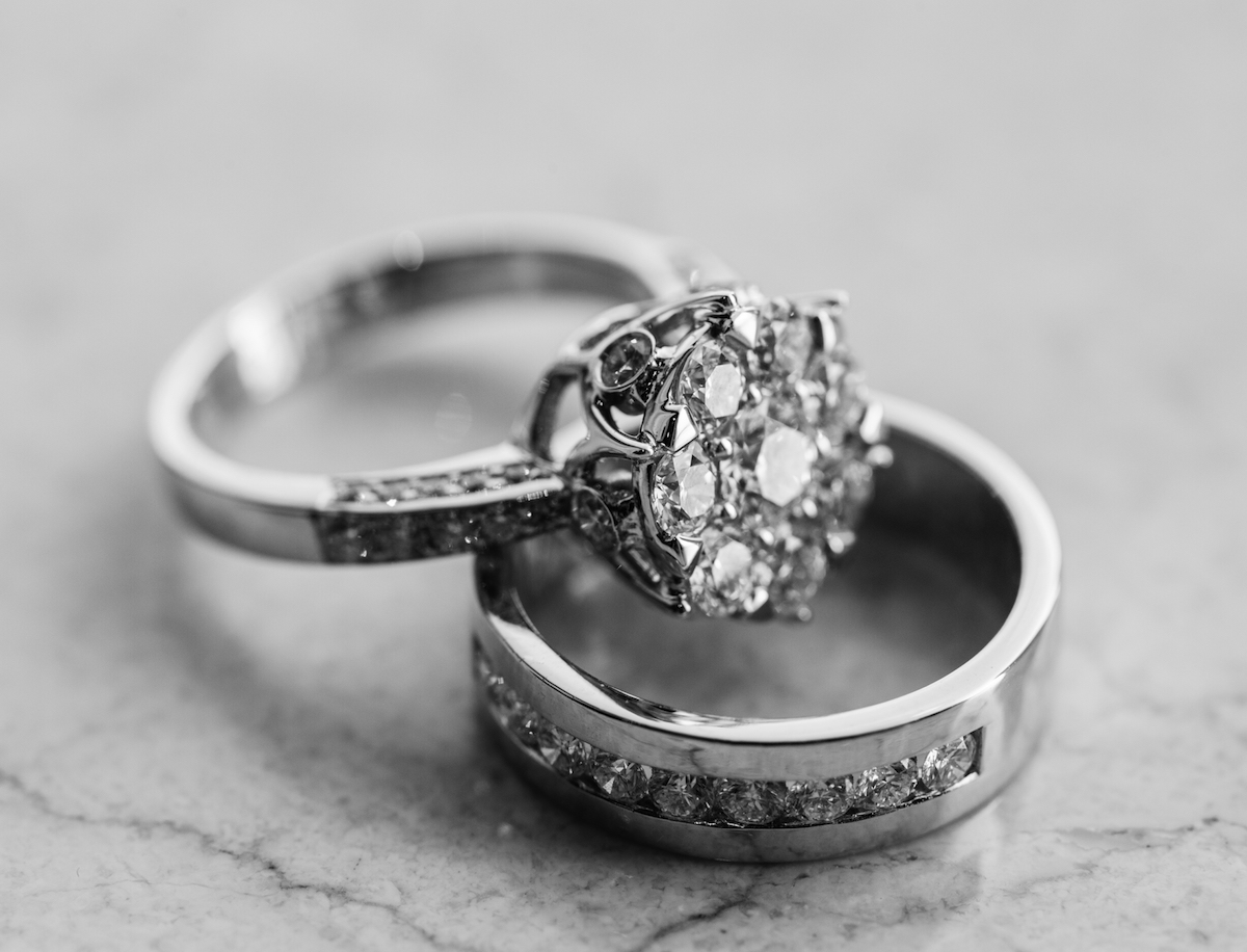 Engagement ring insurance 101 the engagement ring set via shutterstock junglespirit Choice Image