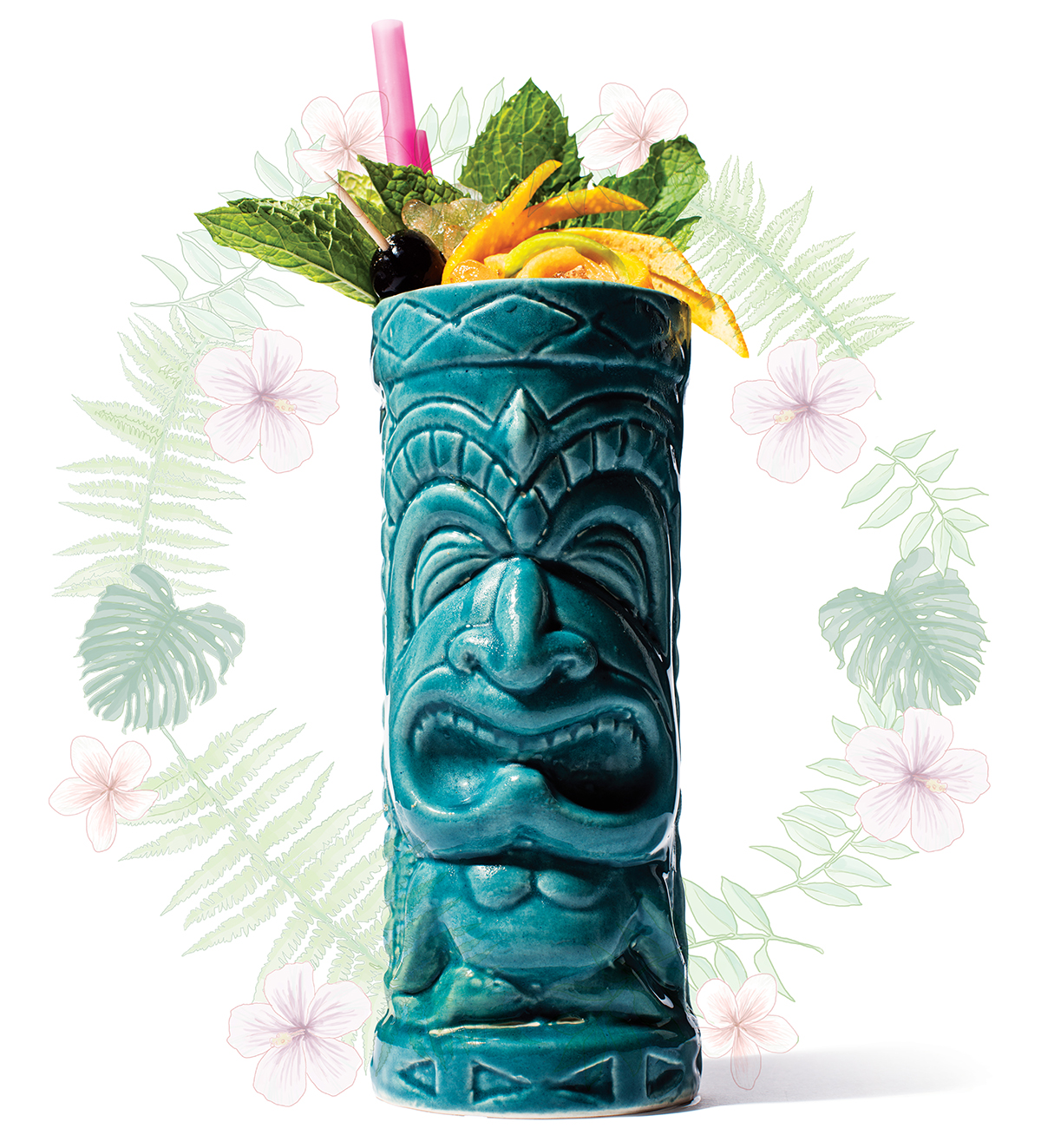 Sun S Out Rum S Out Six Tiki Drinks To Try In Boston