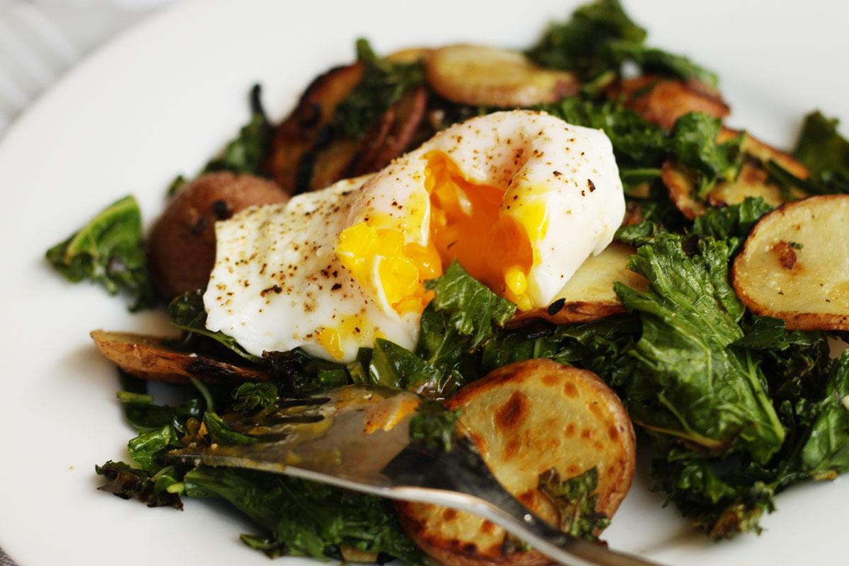 Vegetable breakfast