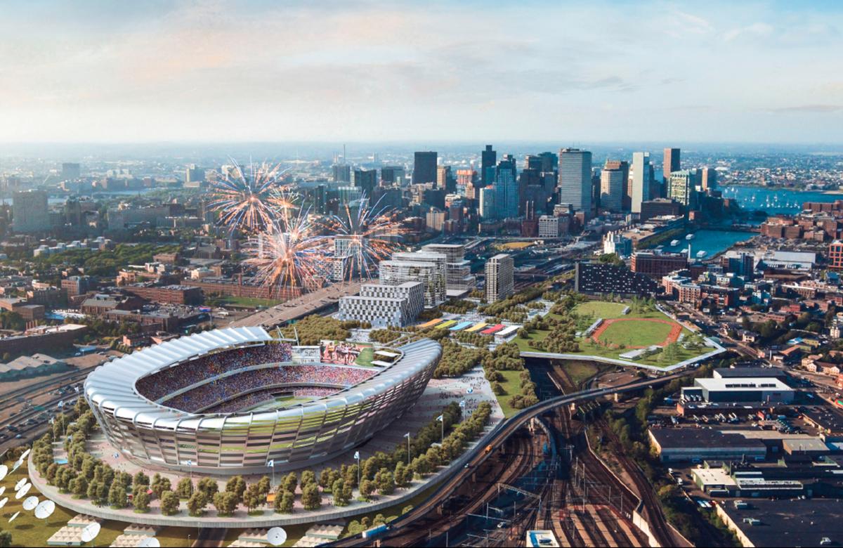 Rendering via Boston 2024