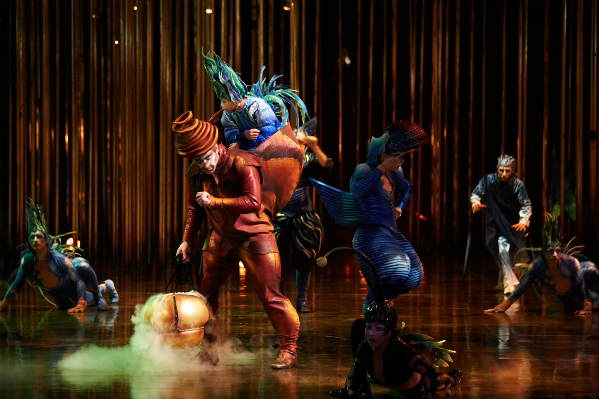 Cirque du Soleil's <i>Varekai</i> / Courtesy photo