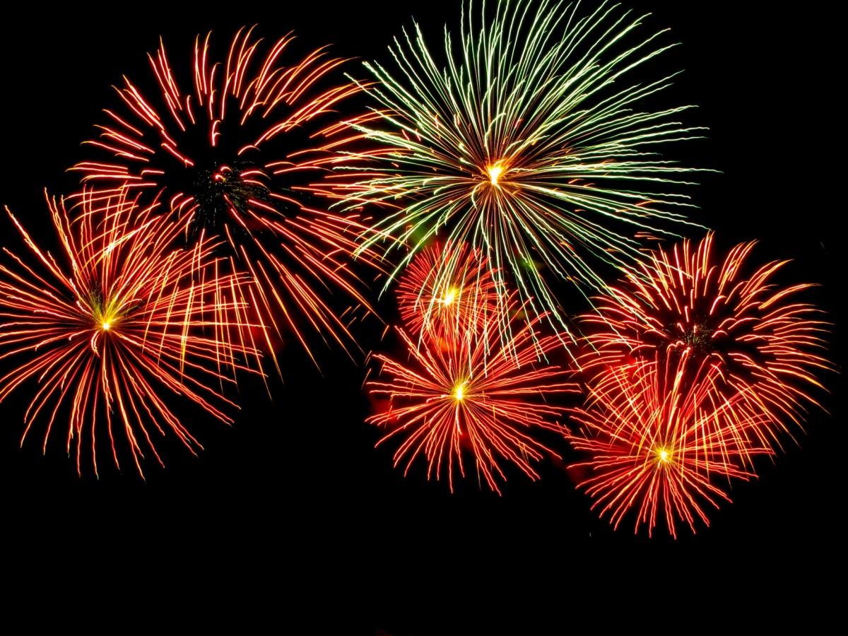 Fireworks by Anthony Cramp on Flickr