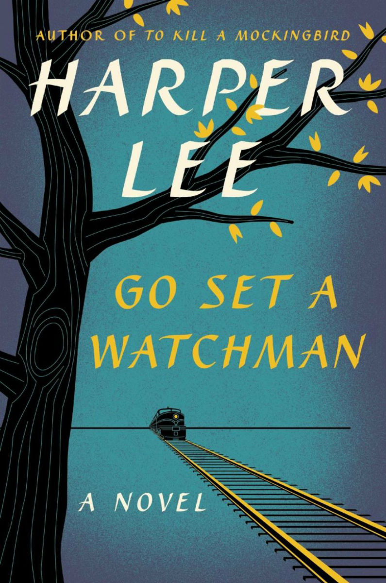 Cover of <i>Go Set a Watchman</i>