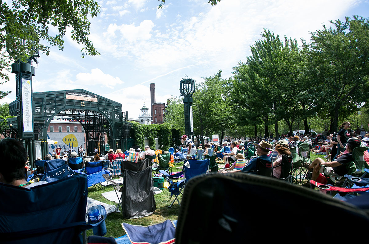 Lowell Folk Festival 2014