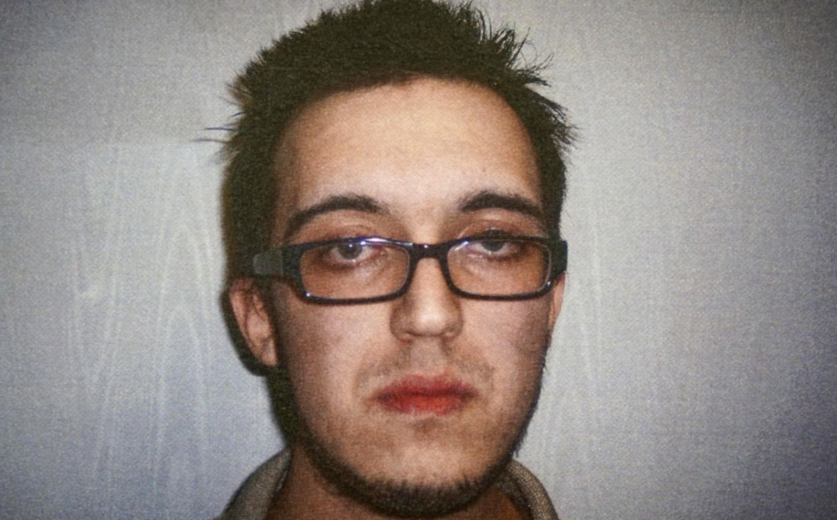 Alexander Ciccolo in 2014 via Northern Berkshire District Court