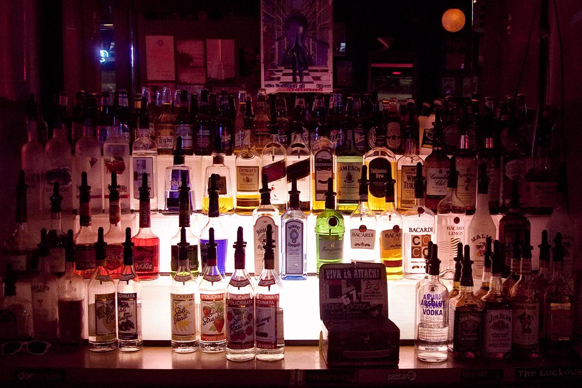 Booze via Jason Scragz/Flickr
