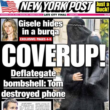 NYC Tabloids