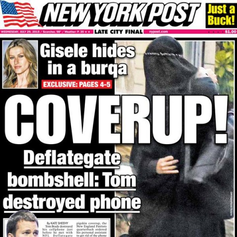 NYC Tabloids