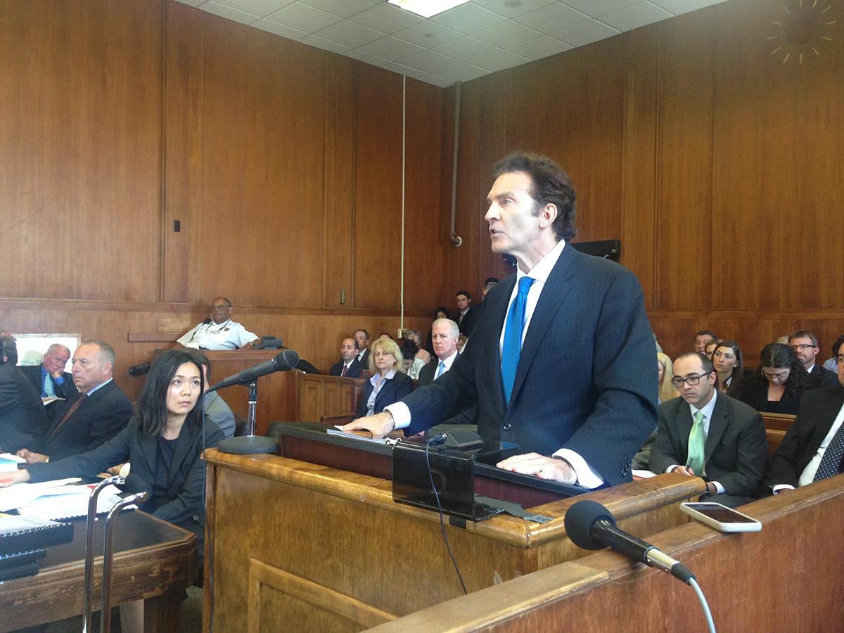 Attorney Thomas C. Frongillo of Fish & Richardson. Photo by Garrett Quinn