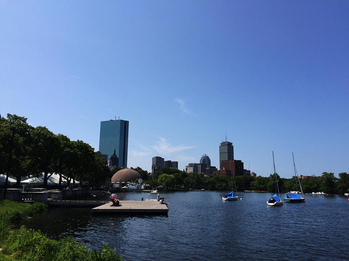 esplanade boston