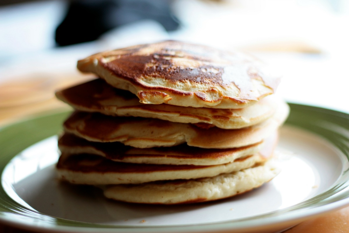 Pancake photo via Caterina Guidoni/flickr