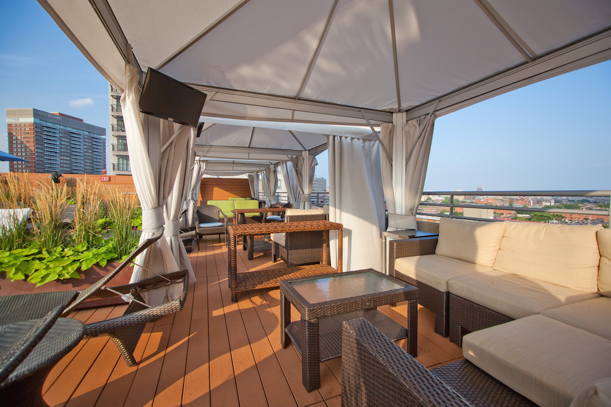 Make A Splash With A Roof Deck Pool Party Boston Magazine