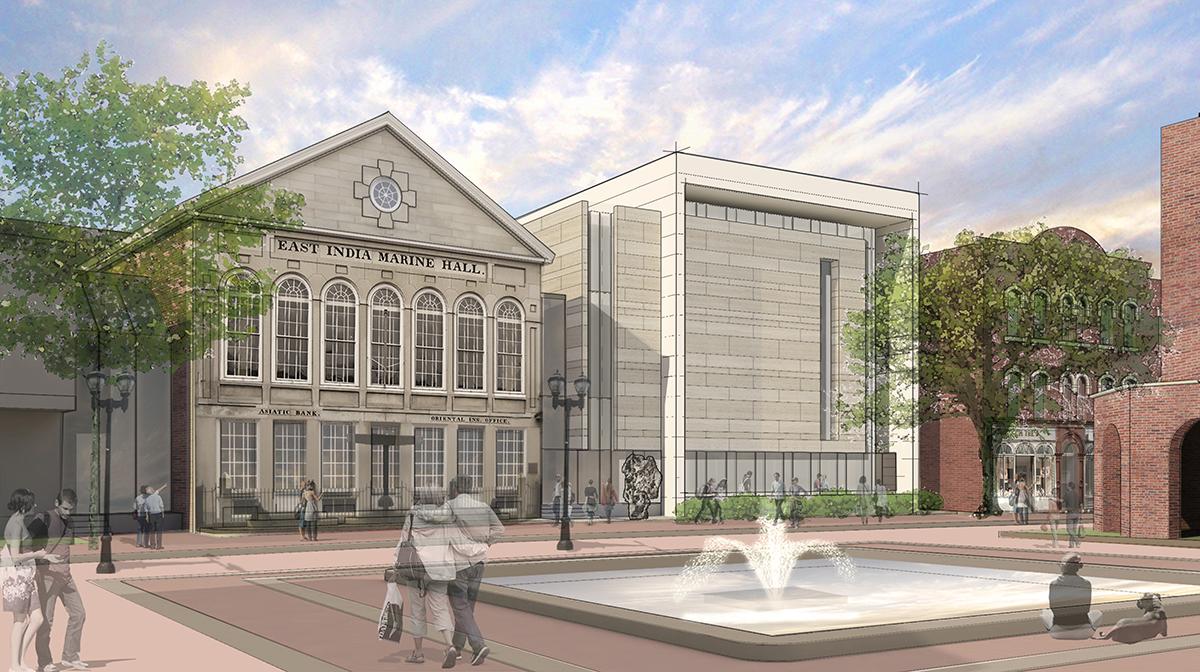 peabody essex museum expansion