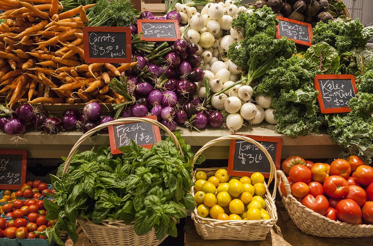 A Look Inside the Boston Public Market