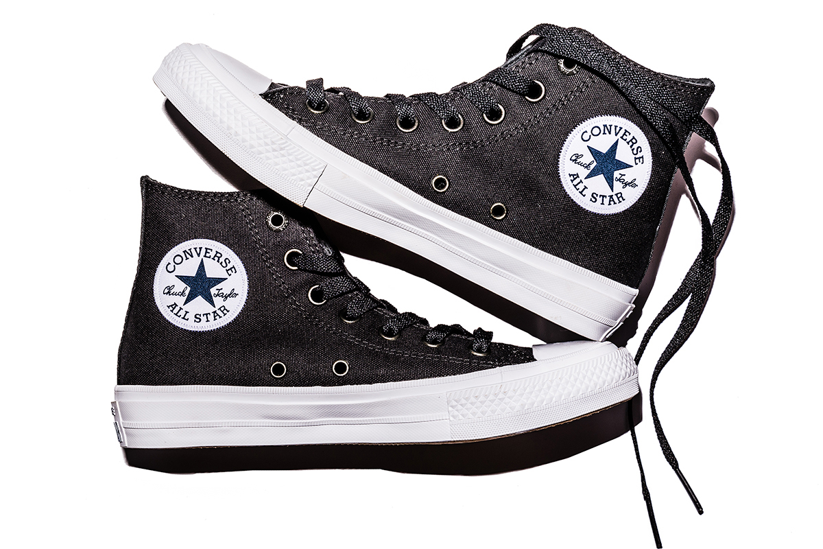 Converse Unveils the Chuck Taylor All Star II