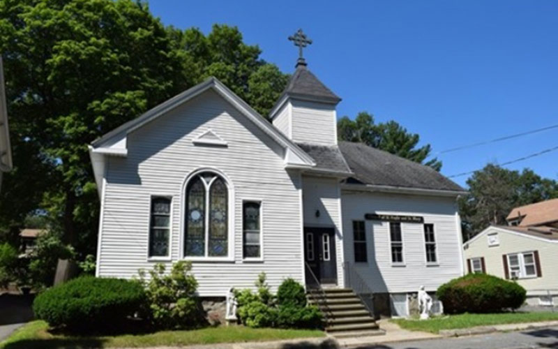 church to renovate