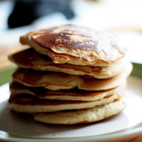 pancake square