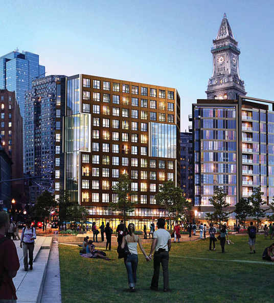 Rendering via Boston Redevelopment Authority