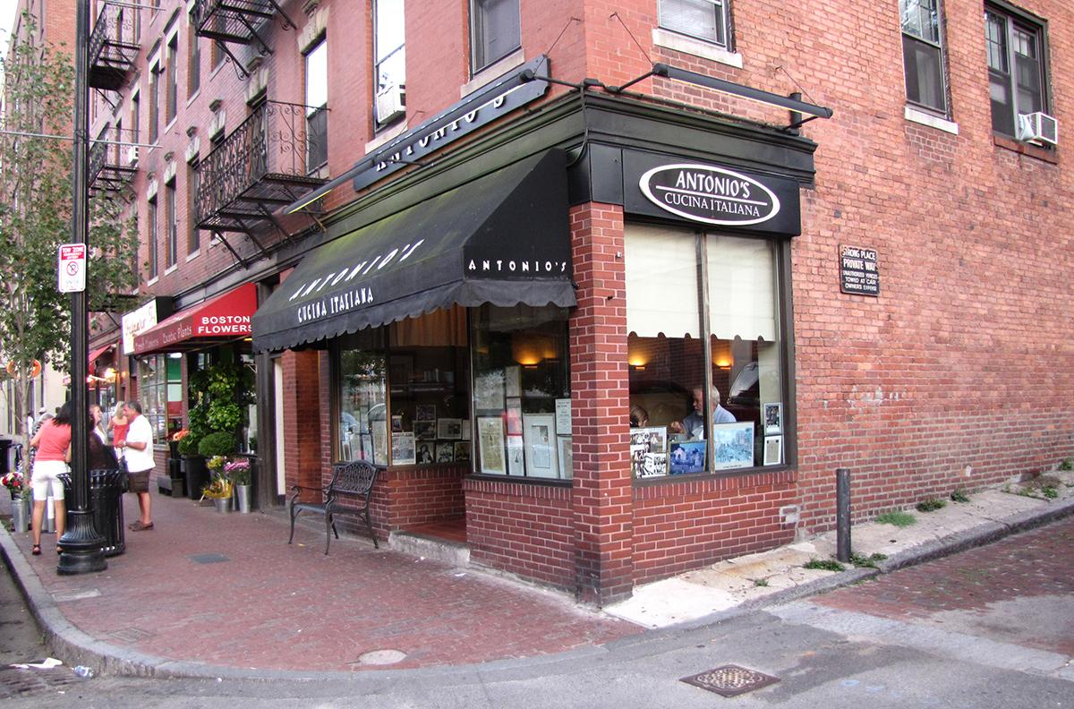 Antonios Boston