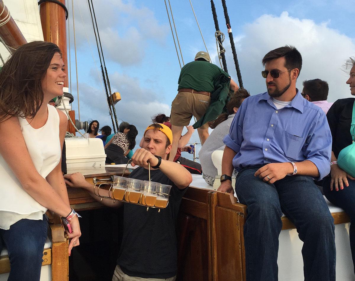 Harpoon Sails & Ales