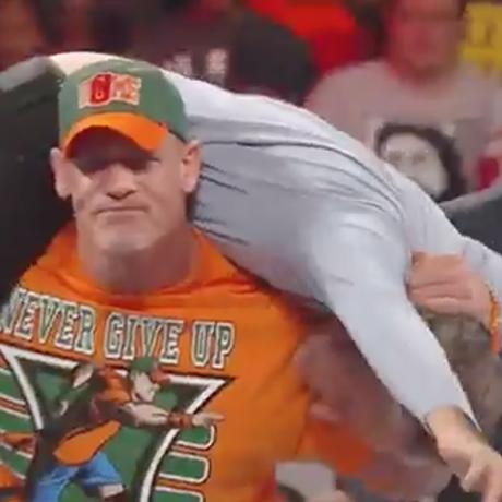 John Cena Jon Stewart