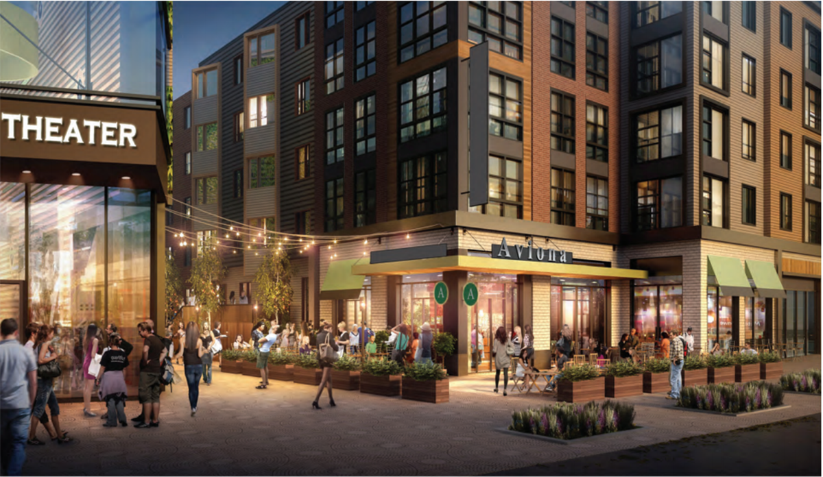 Property Development Centers : South bay plan could transform the suburban outpost into a