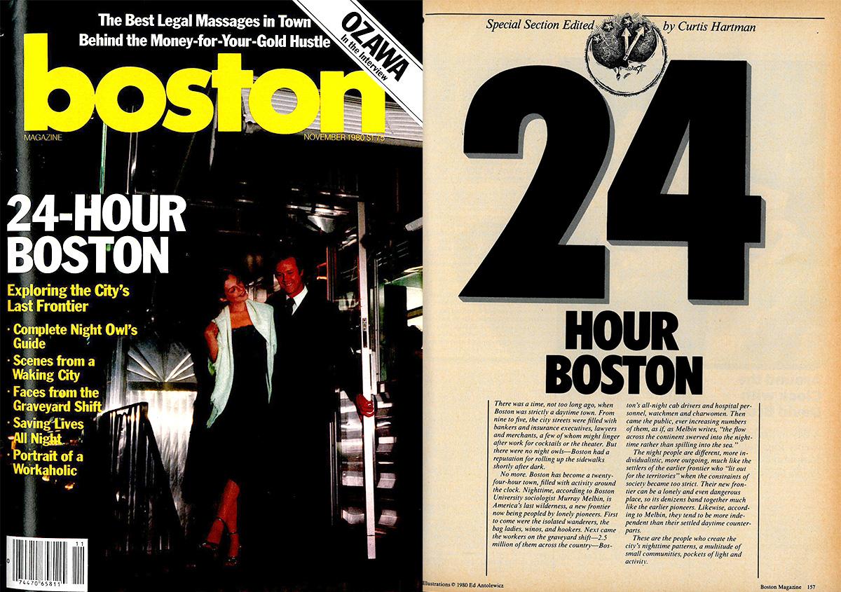 Boston 24 hours