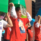 Marty Walsh Ice Bucket Challenge
