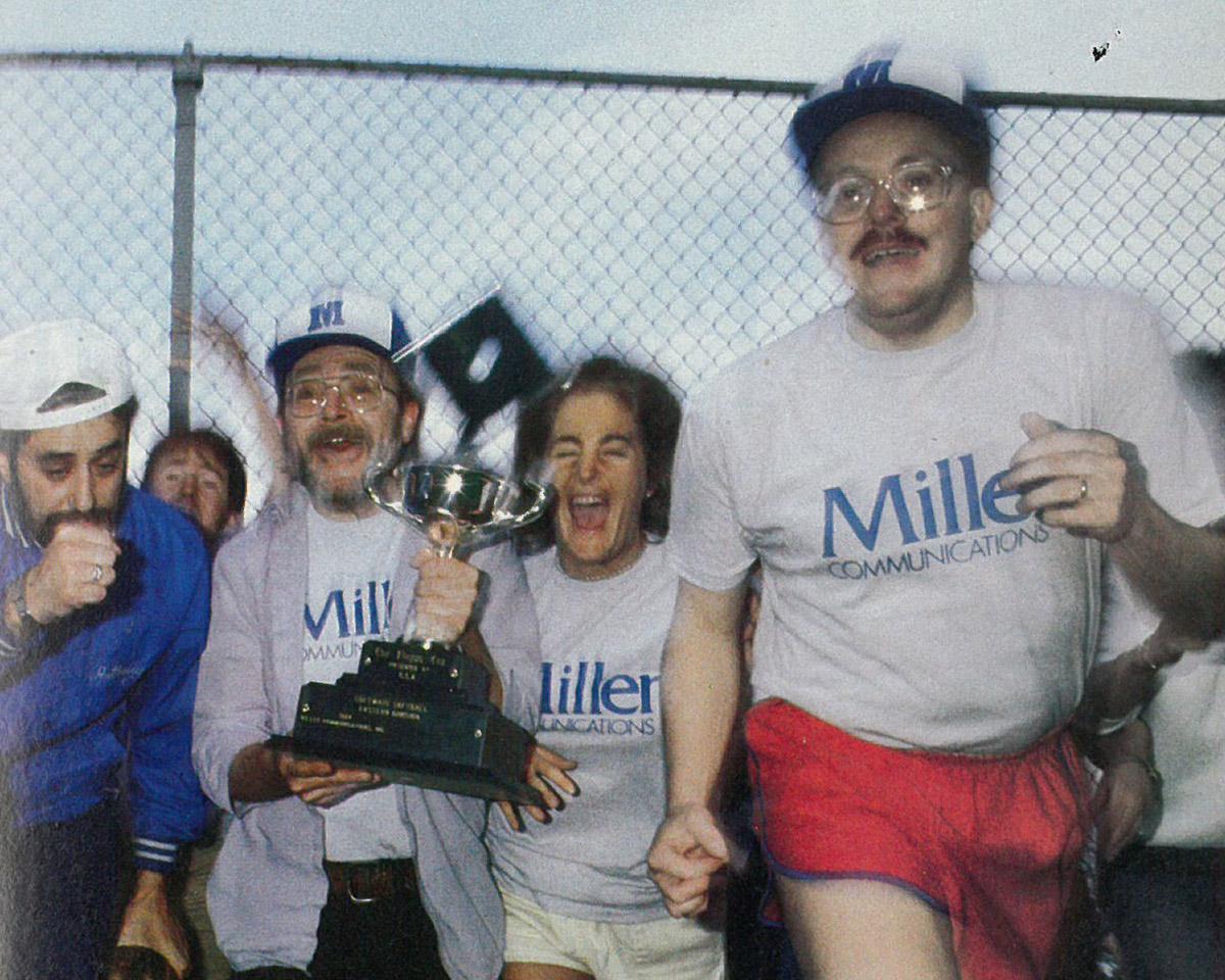 East Coast Softball Software League