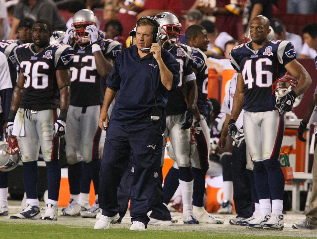 Bill Belichick Photo via Keith Allison on Flickr/Creative Commons