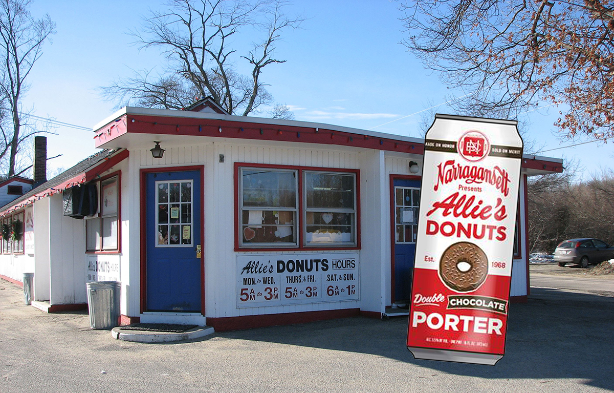 Allie's Donuts Photo (edited) by peppergrass on Flickr/CreativeCommons
