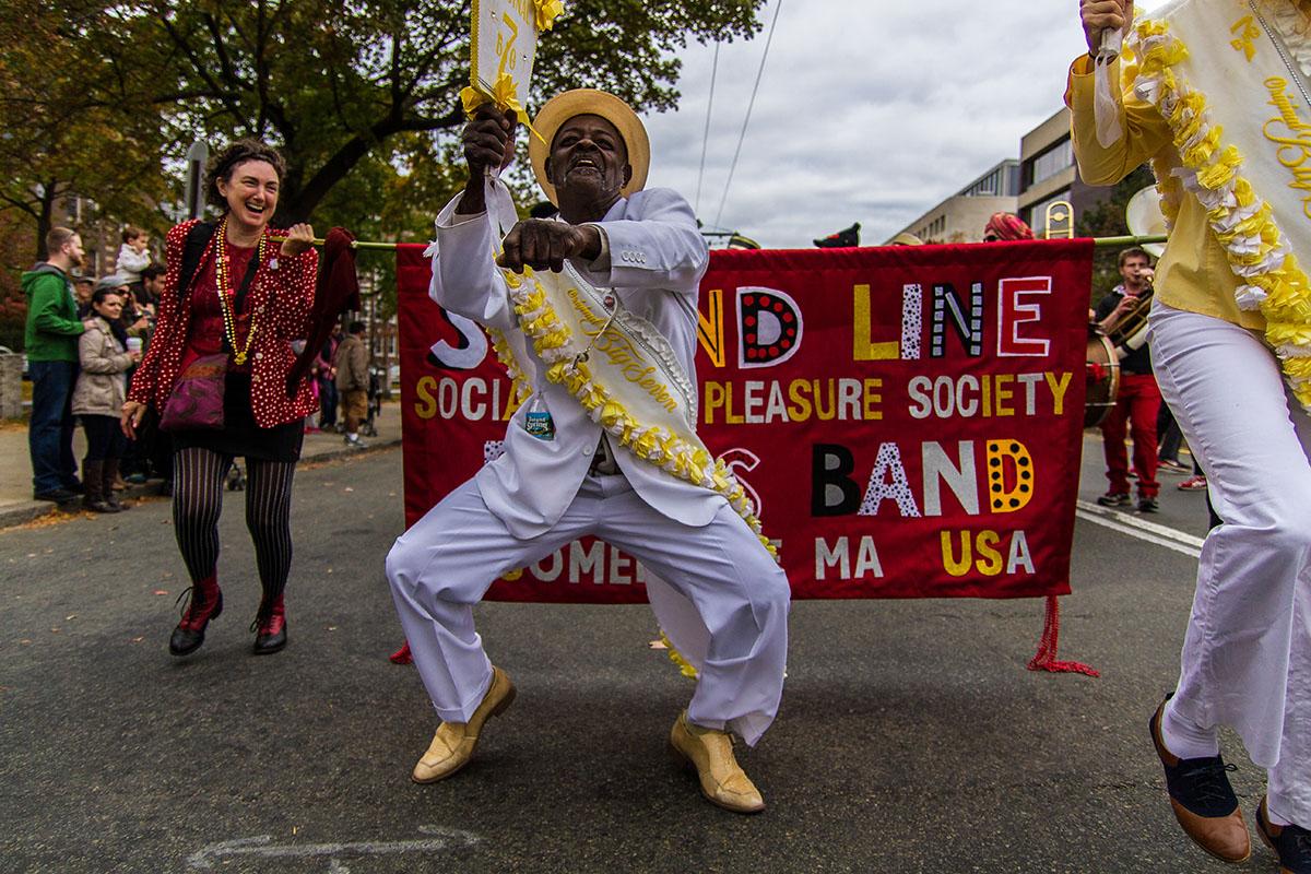 Honk! Festival of Activist Street Bands