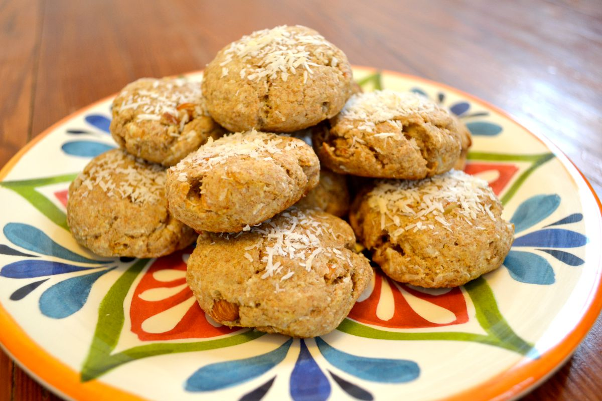 Lemon cookies photo via Asia Bradlee