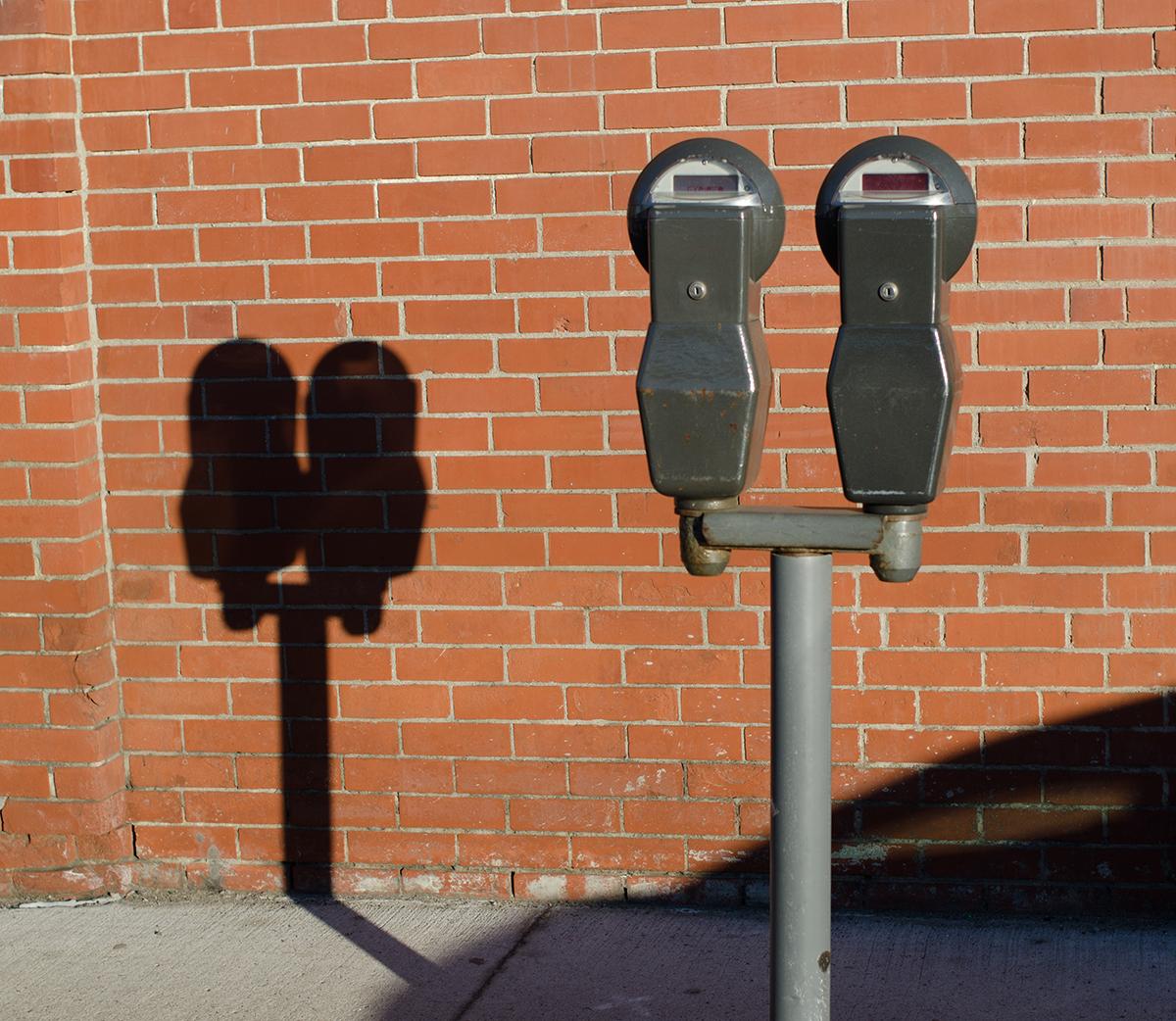 Parking Meters by Tim Pierce via Flickr/Creative Commons