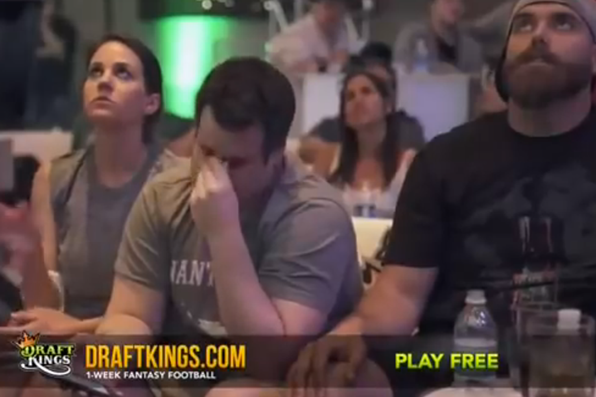 Draftkings Commercials Are Taking Over Football Season