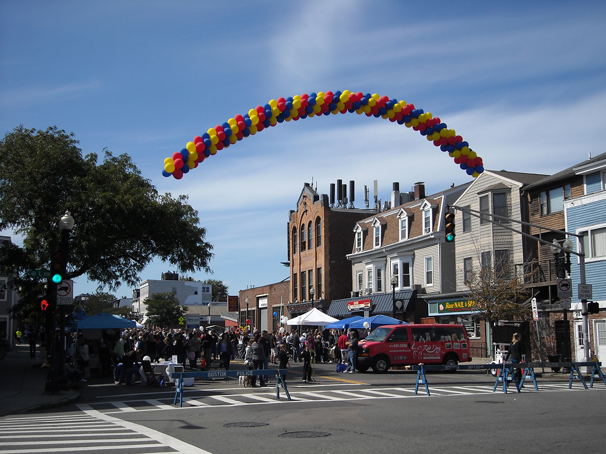 South Boston Street Festival / Photo by Donna Charpentier