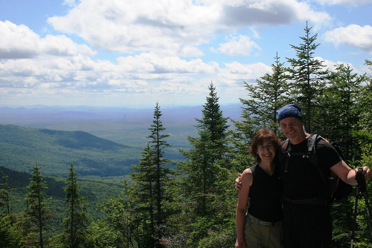 Susan and Kevin Mulligan