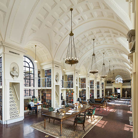 Boston Athenaeum, Location: Boston MA