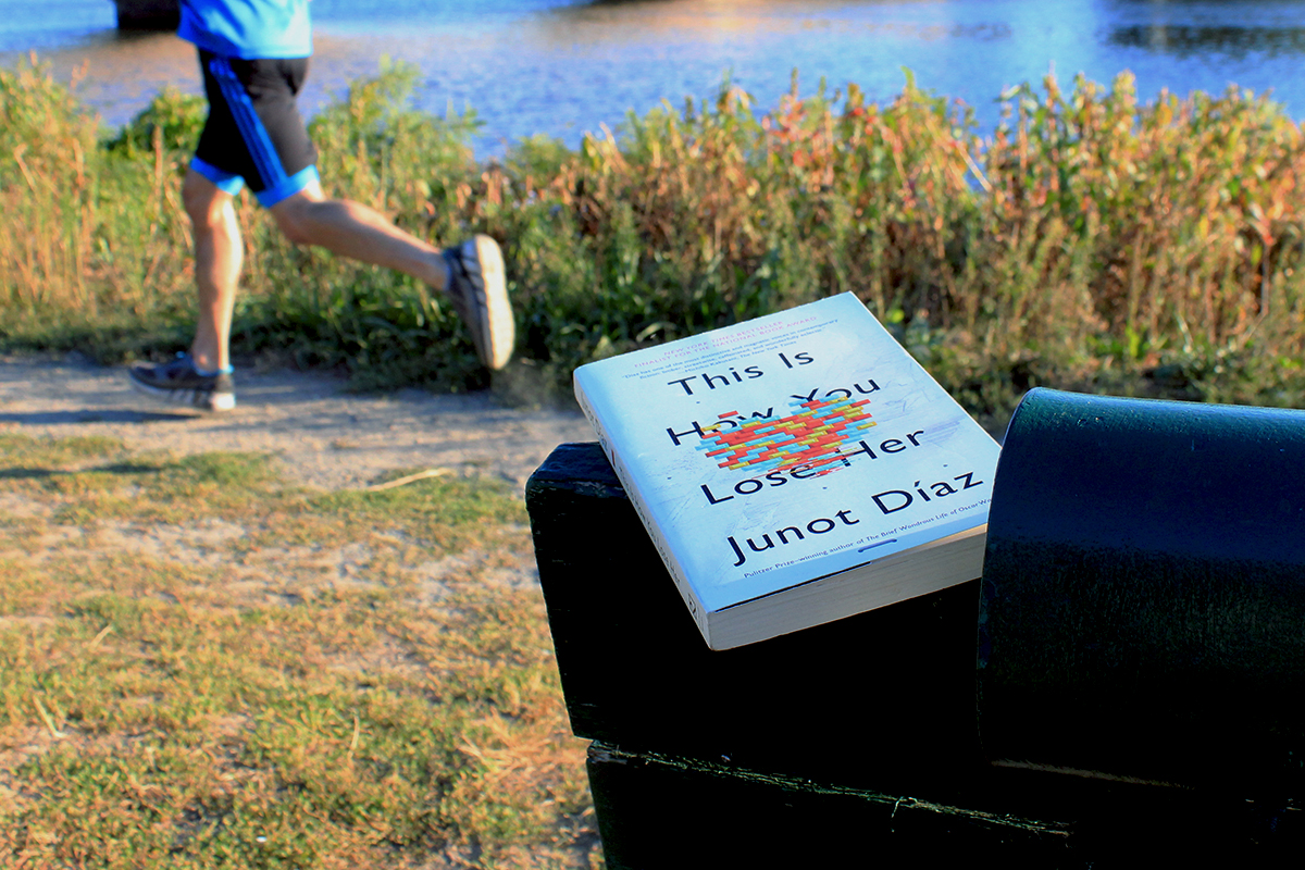 Junot Diaz This Is How You Lose Her Charles River
