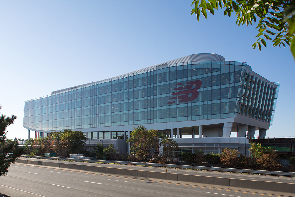 New Balance Athletic Shoe Corporate Headquarters