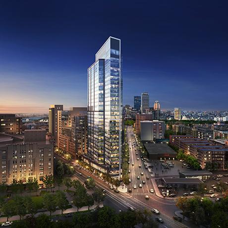 pierce boston new sq