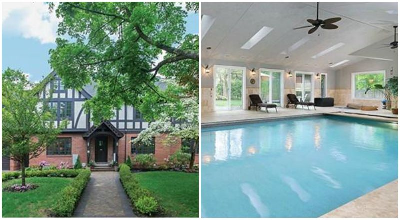 On the Market: Boston Homes with Indoor Pools