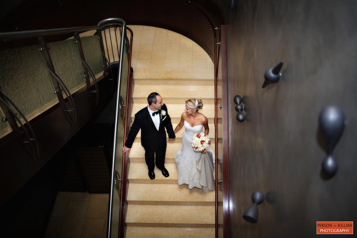 ritz staircase