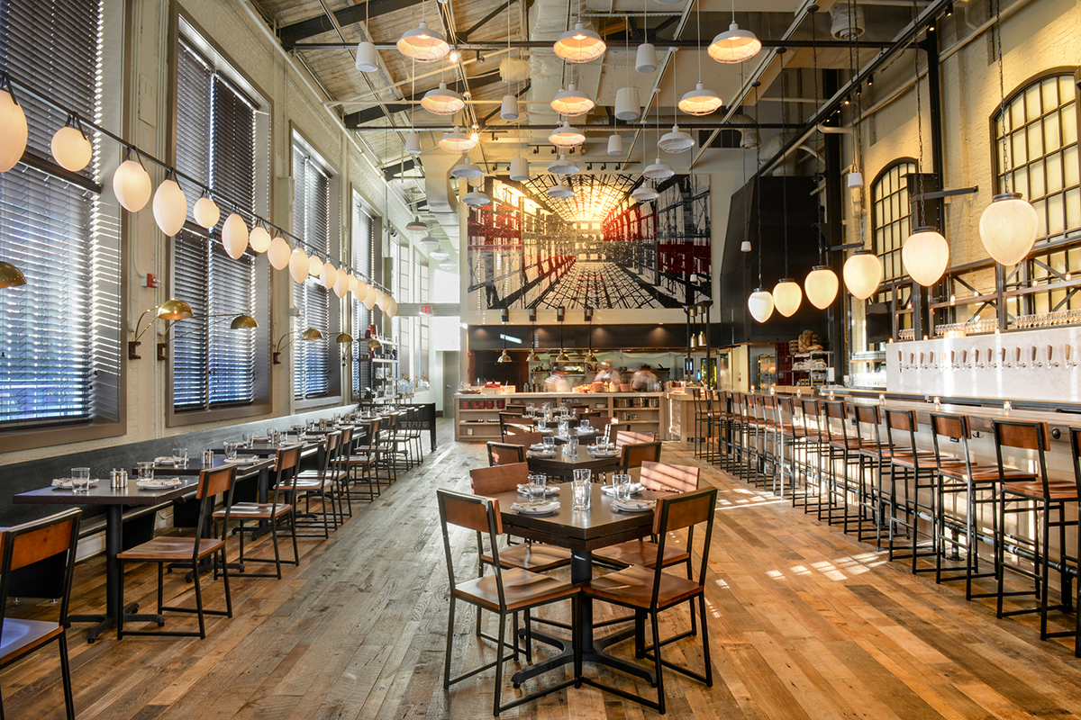 Branch Line Opening This Week Extends Eastern Standard S Hospitality To Watertown Boston