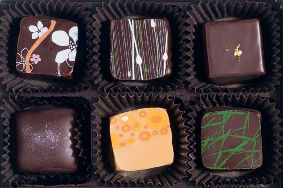 Chocolate from EHChocolatier